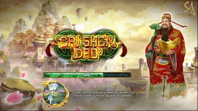 """""""Cai Shen Dao"""" เกมสล็อตออนไลน์ที่สามารถทำเงินได้อย่างง่ายๆ"""