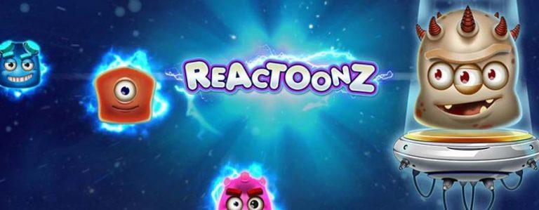 Reactoonz Slot ทำรางวัลได้ง่ายตามแบบฉบับอวกาศแสนน่ารัก